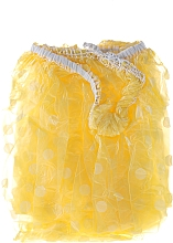 Fragrances, Perfumes, Cosmetics Shower Cap, 9298, yellow - Donegal