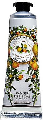 Provence Hand Cream - Panier Des Sens Provance Hand Cream