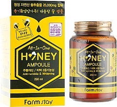 Fragrances, Perfumes, Cosmetics Multifunctional Honey Face Serum - FarmStay All-In-One Honey Ampoule