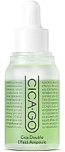 Fragrances, Perfumes, Cosmetics Repairing & Brigtening Serum - Isoi CICAGO Cica Double Effect Ampoule