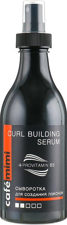 Curl Building Serum - Cafe Mimi Curl Building Serum
