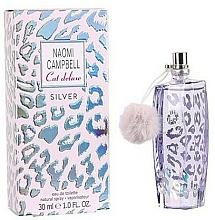 Fragrances, Perfumes, Cosmetics Naomi Campbell Cat Deluxe Silver - Eau de Toilette