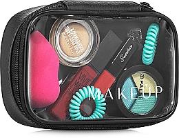"""Fragrances, Perfumes, Cosmetics Makeup Bag """"Compact"""" - MakeUp"""