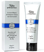 """Fragrances, Perfumes, Cosmetics After-Shave Cream """"Herbal"""" - Taylor of Old Bond Street Herbal Aftershave Cream"""
