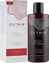 Fragrances, Perfumes, Cosmetics Active Anti-Dandruff Shampoo - Cutrin Bio+ Active Anti-Dandruff Shampoo