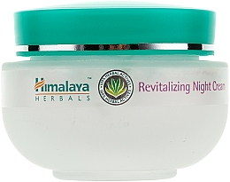 Fragrances, Perfumes, Cosmetics Night Regenerating Cream - Himalaya Herbals Revitalizing Night Cream