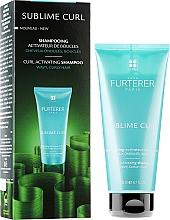 Fragrances, Perfumes, Cosmetics Activating Shampoo - Rene Furterer Sublime Curl Activating Shampoo
