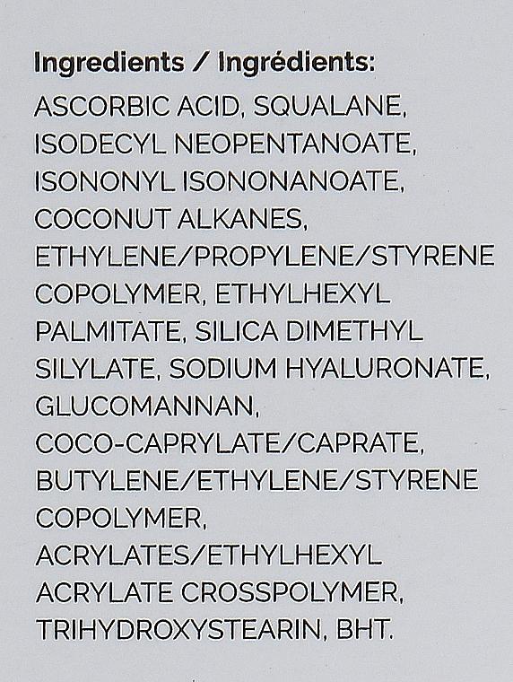 Vitamin C Suspension 23% + HA Spheres 2% Serum - The Ordinary Vitamin C Suspension 23% + HA Spheres 2% — photo N4