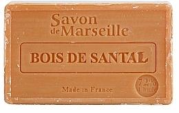 "Fragrances, Perfumes, Cosmetics Natural Soap ""Sandalwood"" - Le Chatelard 1802 Sandal Wood Soap"