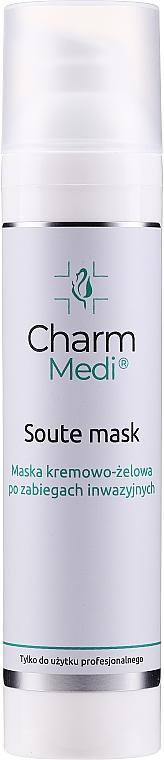 Cream-gel Mask After Invasive Procedures - Charmine Rose Charm Medi Soute Mask — photo N1