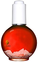 Fragrances, Perfumes, Cosmetics Nail & Cuticle Oil - Silcare Olive Shells Cherry Wine