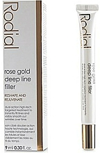 Fragrances, Perfumes, Cosmetics Anti Deep Wrinkle Filler - Rodial Rose Gold Deep Line Filler