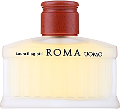 Fragrances, Perfumes, Cosmetics Laura Biagiotti Roma Uomo - After Shave Lotion