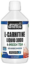 "Fragrances, Perfumes, Cosmetics Dietary Supplement ""L-Carnitine Liquid 3000 & Green Tea, Sour Apple"" - L-Carnitine Liquid 3000 & Green Tea, Sour Apple"