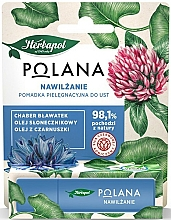 Fragrances, Perfumes, Cosmetics Moisturizing Lip Balm - Polana