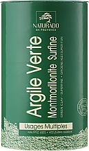 Fragrances, Perfumes, Cosmetics Green Cosmetic Clay - Naturado Green Clay