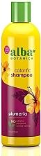 "Fragrances, Perfumes, Cosmetics Repairing Shampoo ""Plumeria"" - Alba Botanica Natural Hawaiian Shampoo Colorific Plumeria"