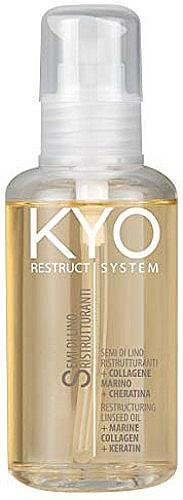 Hair Serum - Kyo Restruct Crystals Care Serum — photo N1