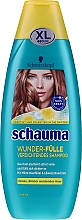 Fragrances, Perfumes, Cosmetics Hair Shampoo - Schwarzkopf Schauma Wunder-Fulle Shampoo