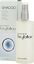 Fragrances, Perfumes, Cosmetics Byblos Ghiaccio - Eau de Toilette