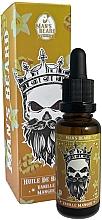 Fragrances, Perfumes, Cosmetics Vanilla & Mango Scented Beard Oil - Man's Beard Huile De Barbe Parfumee