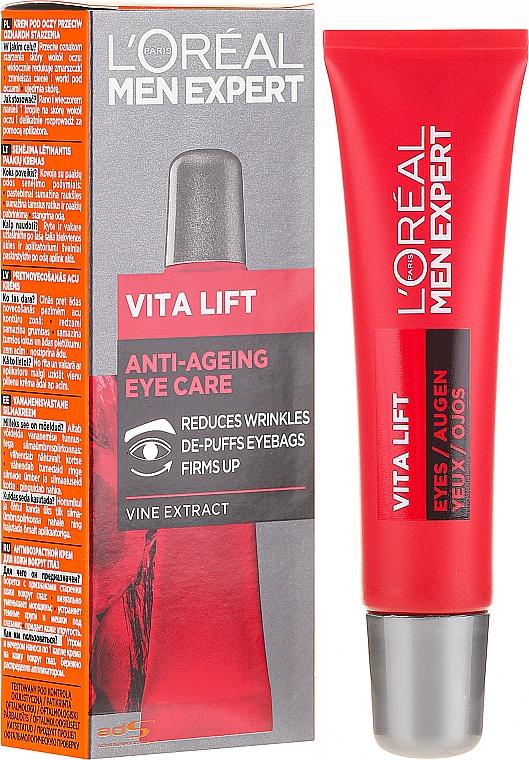 Men Eye Cream - L'Oreal Paris Men Expert Vita Lift Eye Cream