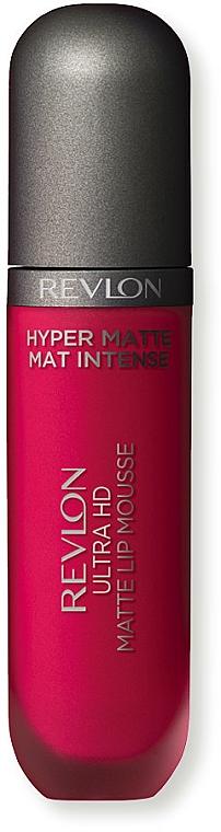 Matte Lip Gloss - Revlon Ultra HD Matte Lip Mousse