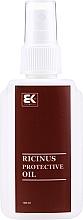 Fragrances, Perfumes, Cosmetics Castor Oil - Brazil Keratin Ricinus Protective Oil