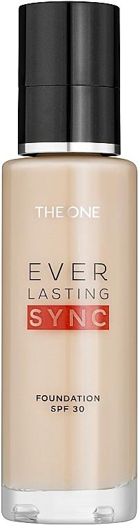 Adaptive Foundation - Oriflame The One Everlasting Sync SPF 30