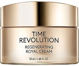 Fragrances, Perfumes, Cosmetics Repair Face Cream - Missha Time Revolution Regenerating Royal Cream