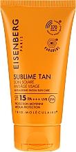 Fragrances, Perfumes, Cosmetics Anti-Aging Facial Sun Care SPF 15 - Jose Eisenberg Anti-Ageing Facial Sun Care SPF 15