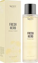 Fragrances, Perfumes, Cosmetics Face Toner - Nacific Fresh Herb Origin Toner