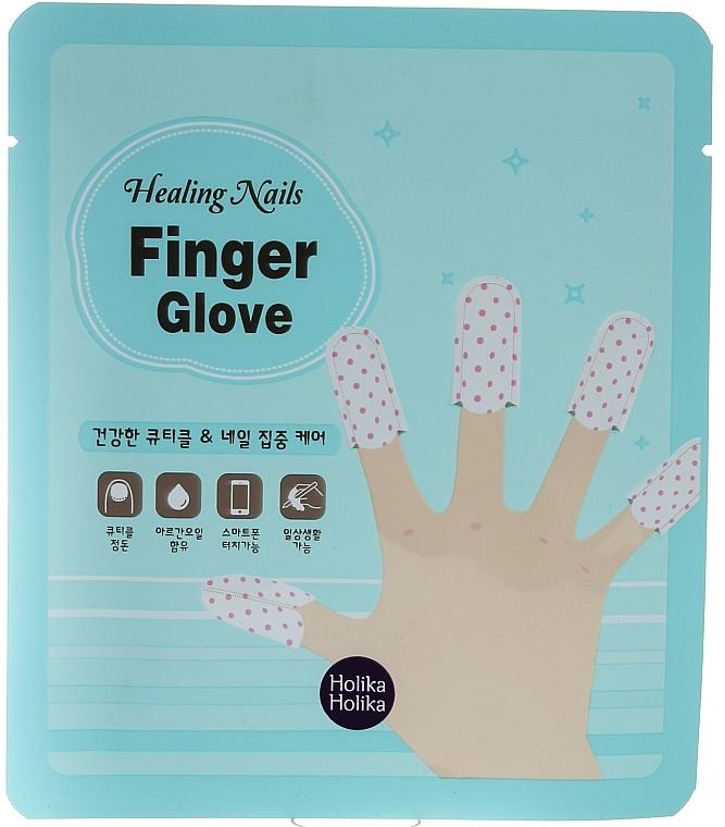 Nail Mask - Holika Holika Healing Nails Finger Glove