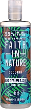 Fragrances, Perfumes, Cosmetics Shower Gel - Faith in Nature Coconut Body Wash
