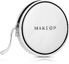 Fragrances, Perfumes, Cosmetics White Clutch - MakeUp