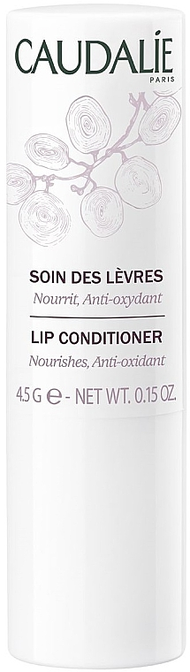 Conditioner Balm for Lips - Caudalie Cleansing & Toning Lip Conditioner
