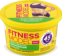 Fragrances, Perfumes, Cosmetics Lifting Body Scrub, Firming, Cooling - Fito Cosmetic Fitness Model