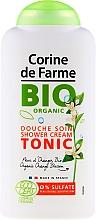 Fragrances, Perfumes, Cosmetics Shower Cream - Corine De Farme Shower Cream Tonic