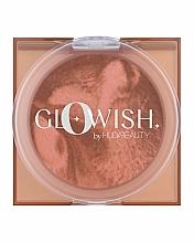 Fragrances, Perfumes, Cosmetics Bronzing Powder - Huda Beauty GloWish Soft Radiance (04 -Deep Tan)