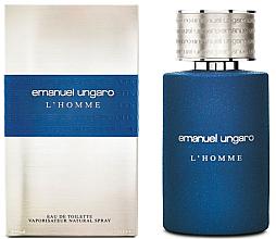 Fragrances, Perfumes, Cosmetics Unagro L'Homme - Eau de Toilette
