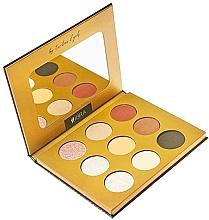 Fragrances, Perfumes, Cosmetics Eyeshadow Palette - Ibra Eyeshadow Palette By Ewelina Zych
