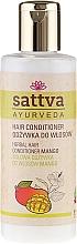 Fragrances, Perfumes, Cosmetics Hair Conditioner - Sattva Conditioner Mango