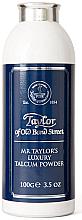 Fragrances, Perfumes, Cosmetics Taylor of Old Bond Street Mr Taylor Luxury Talcum Powder - Talcum Powder