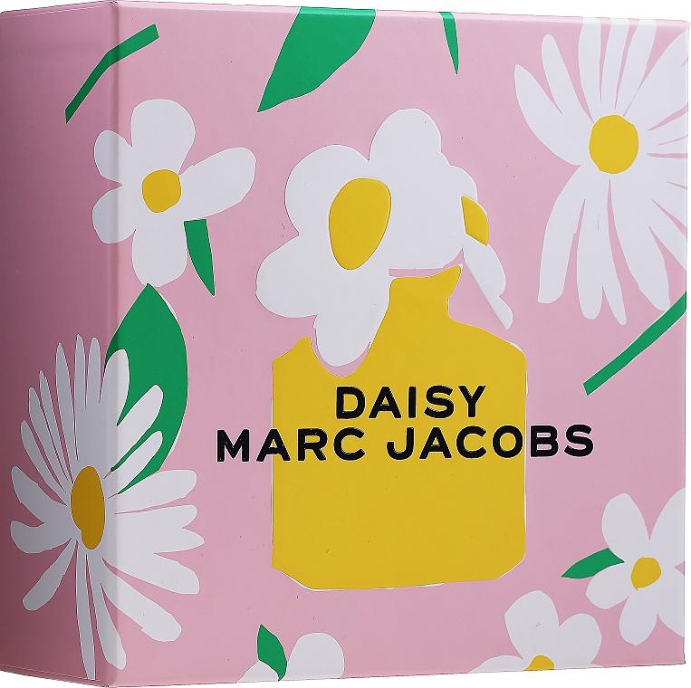 Marc Jacobs Daisy - Set (edt/50ml + edt/4ml) — photo N1