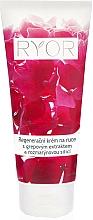 Fragrances, Perfumes, Cosmetics Regenerating Hand Cream with Grapefruit & Rosemary Essential Oil - Ryor