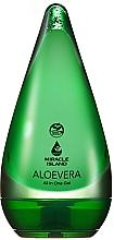 "Fragrances, Perfumes, Cosmetics Face & Body Gel ""Aloe Vera"" - Miracle Island Aloevera 99% All In One Gel"