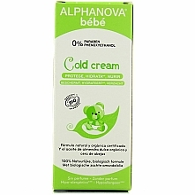 Fragrances, Perfumes, Cosmetics Bio Cold-Cream from Frost and Wind - Alphanova Bebe Cold Cream