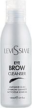 Fragrances, Perfumes, Cosmetics Pre-Coloring Skin Cleanser - LeviSsime Eye Brow Cleanser