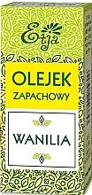 Fragrances, Perfumes, Cosmetics Vanilla Aromatic Oil - Etja Aromatic Oil Vanilla