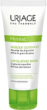 Fragrances, Perfumes, Cosmetics Gentle Exfoliating Mask - Uriage Hyseac Mask Combination to oily skin